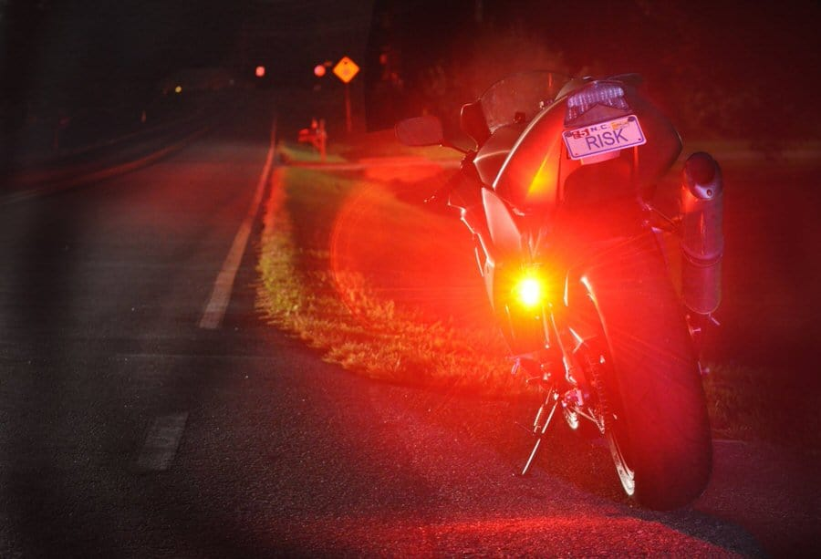 Striker Concepts Magnetic LED Light Mine Bike Emergency Light