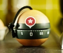 This kitchen timer is the bomb!