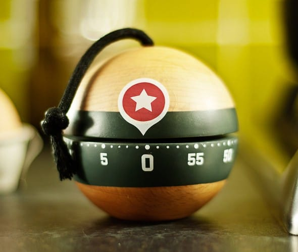 Suck UK Kaboom! Kitchen Timer Bomb Inspired Product Design