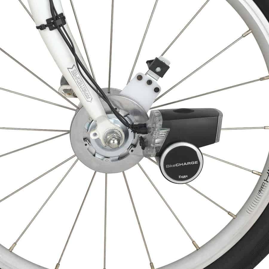 Dynamo: Tigra Sport BikeCharge Dynamo & Bicycle USB Charger