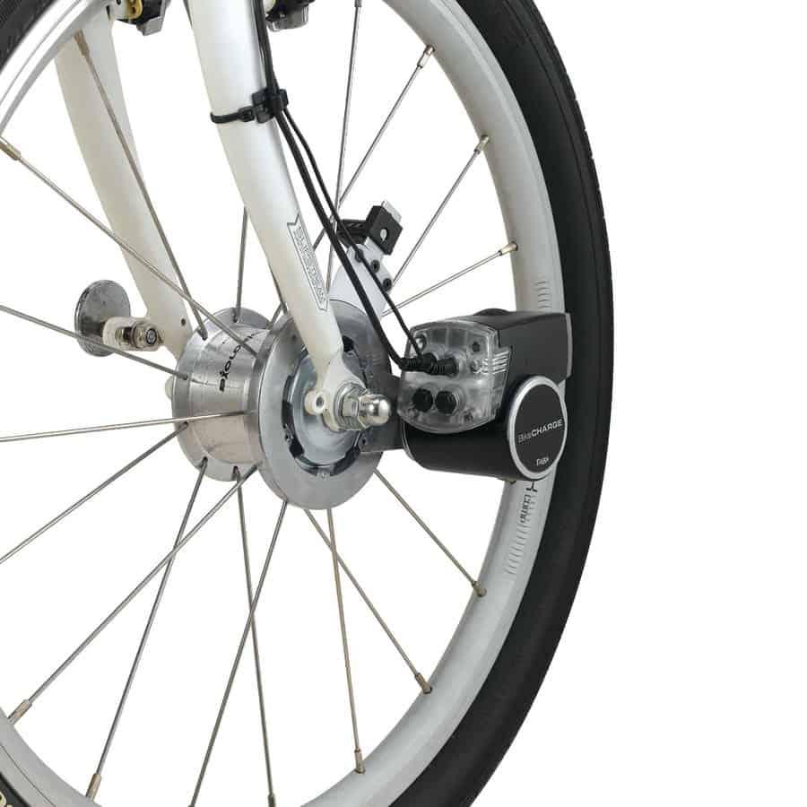 Tigra Sport BikeCharge Dynamo & Bicycle USB Charger Cool Gadget