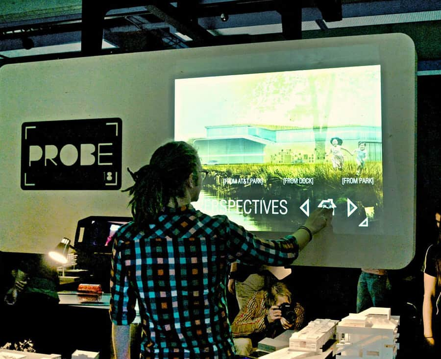 Ubi Interactive Ubi Touch Kit Cool Presentation