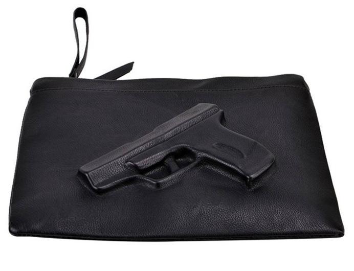 3D Gun Handbag Pistol Design