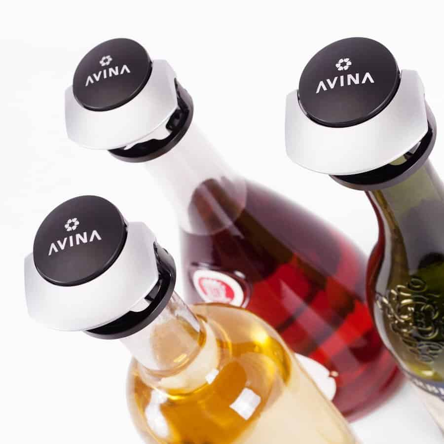 Avina Locking Wine Stopper Buy for House Warming