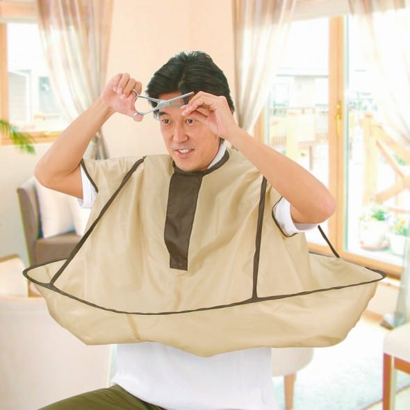 Barber Cape Cool Japanese Product