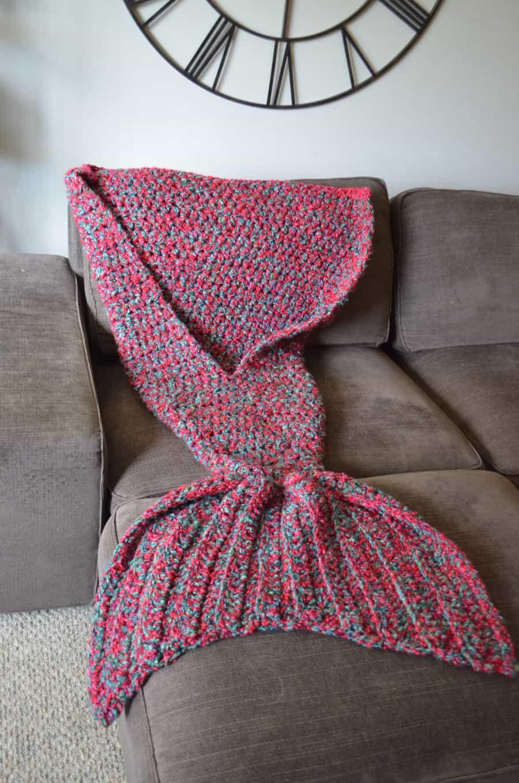 Cass James Designs Mermaid Blanket Cute stuff to Buy Her