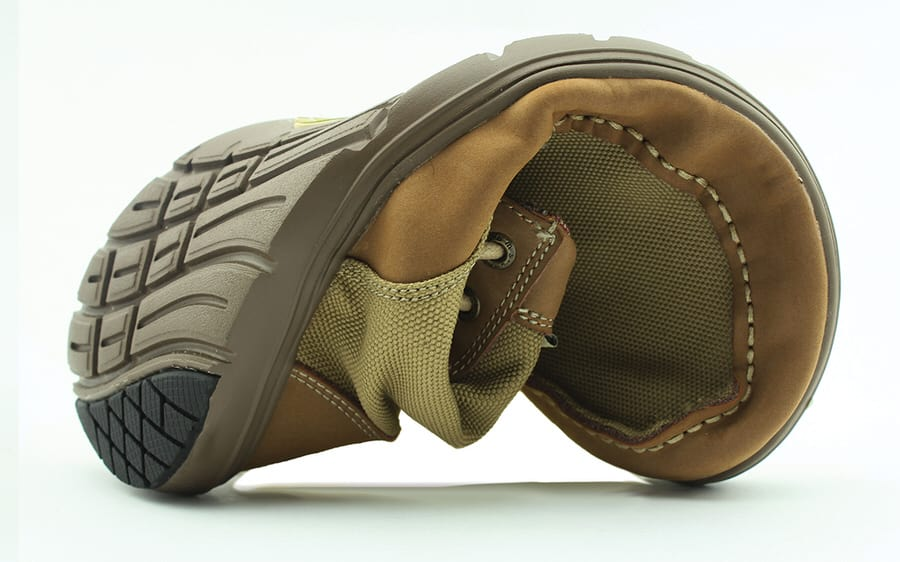 Collapsible Boulder Boot  Bendable Shoes