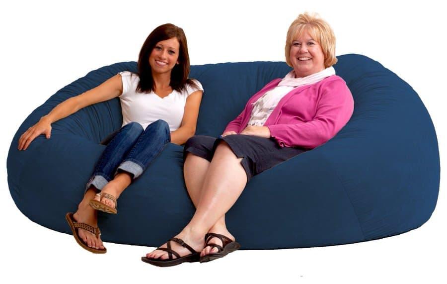 Comfort Research 7-Foot XXL Fuf Basement Furniture