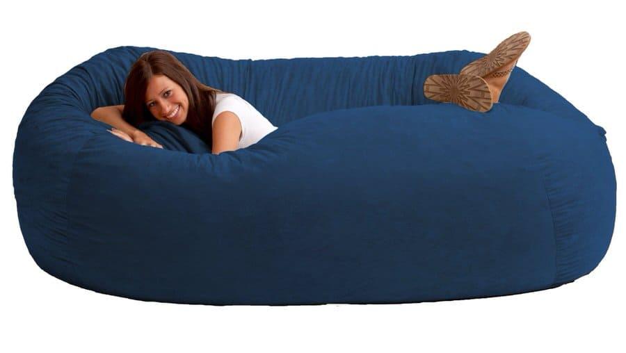 Comfort Research 7-Foot XXL Fuf Buy Cool  College Dorm Furniture
