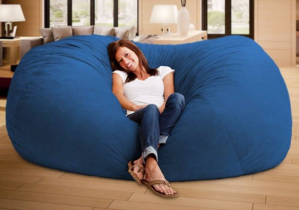 Comfort Research 7-Foot XXL Fuf Hipster Furniture