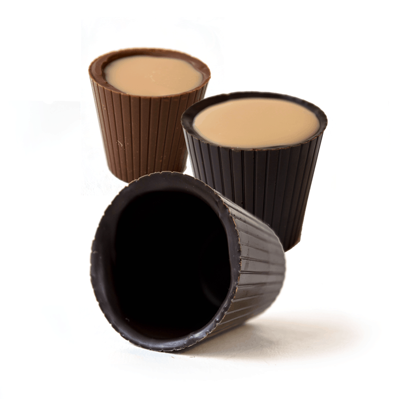 Langs Chocolates Chocolate Shot Glass2
