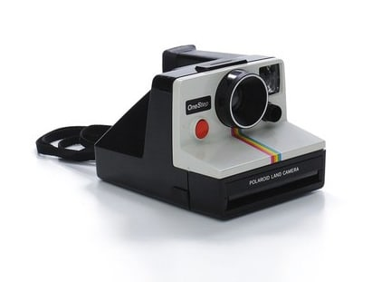 Polaroid OneStep SX-70 Camera Buy Cool Retro Gadget