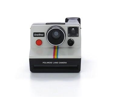 Polaroid OneStep SX-70 Camera Hipster Gift Idea