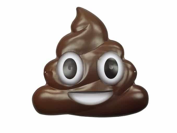 Poop Emoji Mask4