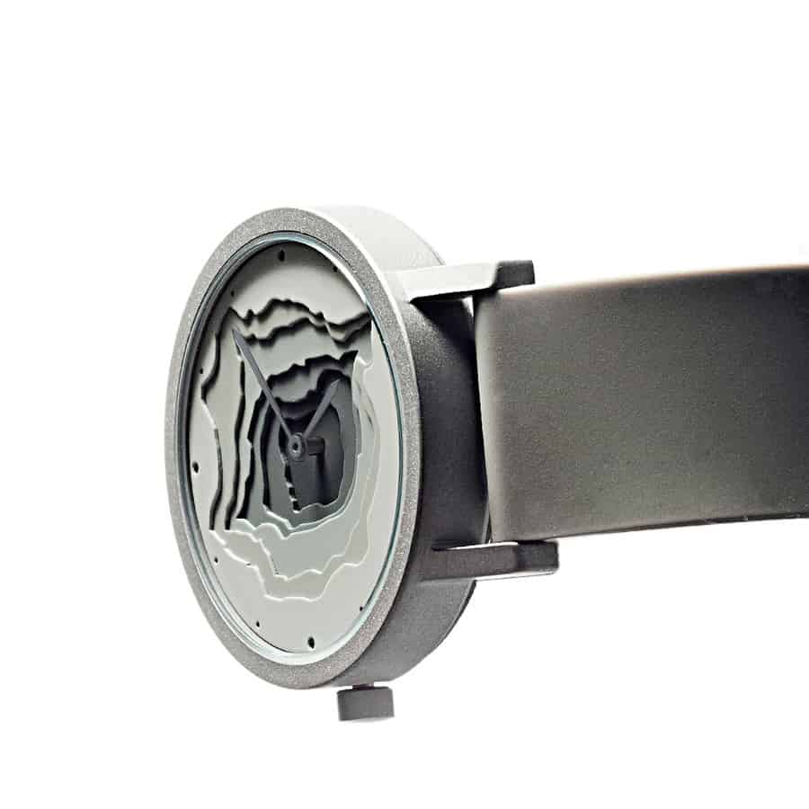 Project Watches Terra-Time Watch Sexy Product Design