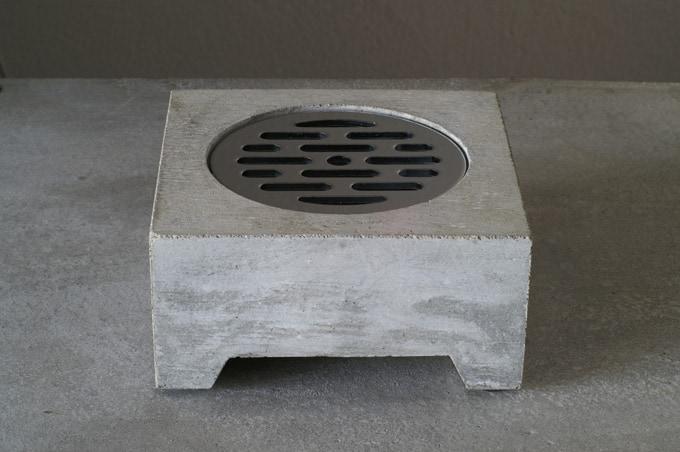 Pull+Push Concrete Hasui Planter Designer Product