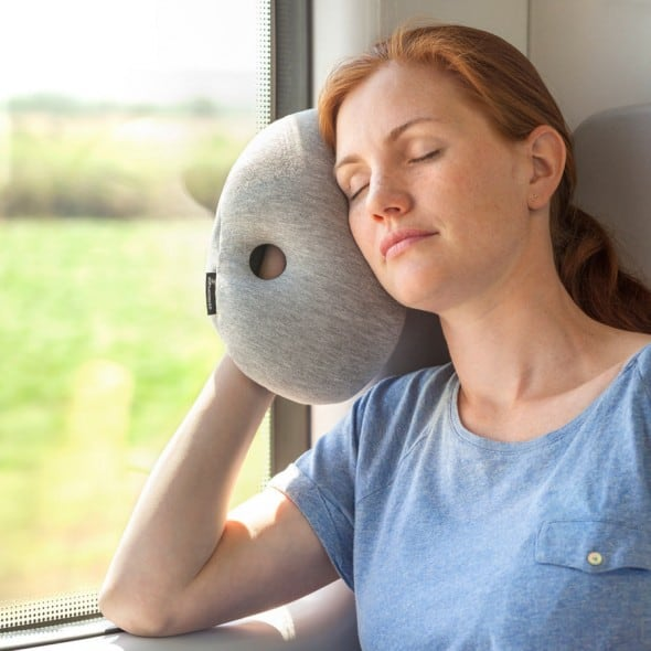 Studio Banana Things Ostrich Pillow Mini Buy Gift for Travelers