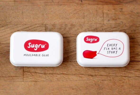 Sugru Mouldable Glue Interesting Product to Buy