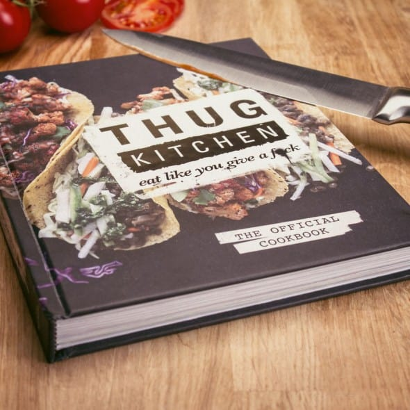 Thug Kitchen The Official Cookbook Awesome Gift to Buy