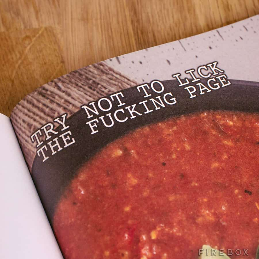 Thug Kitchen The Official Cookbook Have Both Page