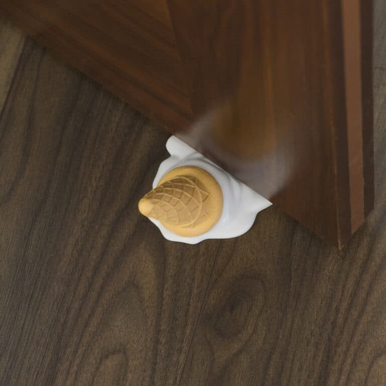 Thumbs Up Ice Cream Cone Door Stopper Funny Gift Idea