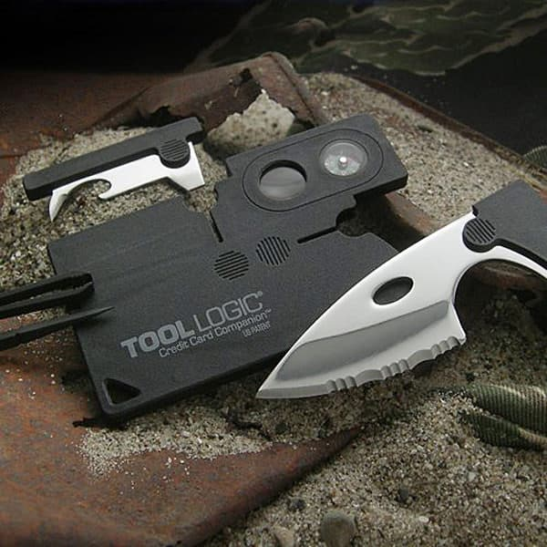 Tool Logic Credit Card Companion Small Emergency Tool