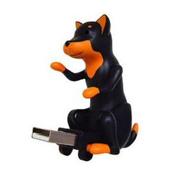 USB Humping Dog Rottweiler