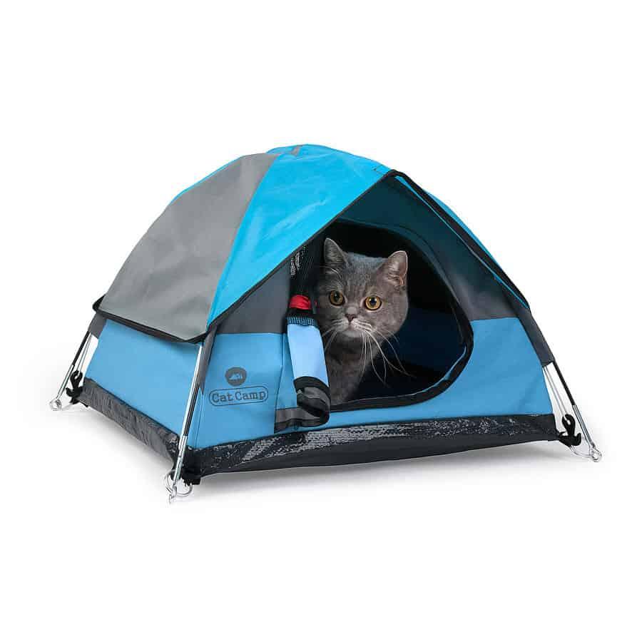 Cat Camp Cat Tent Cool Pet Furniture