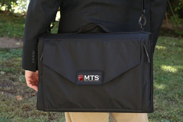 Force Training Institute Multi-Threat Shield Bulletproof Briefcase Cool Gift to Buy Him