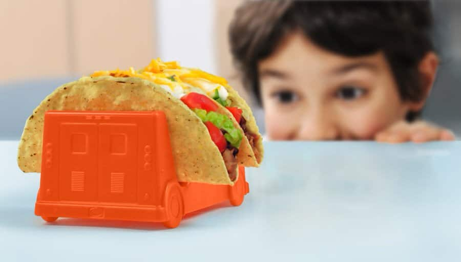 Fred & Friends Taco Truck Taco Holder Fun Tableware to Buy