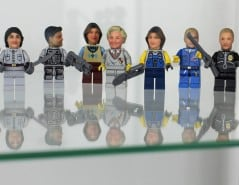 Get a lego minifigure version of yourself.