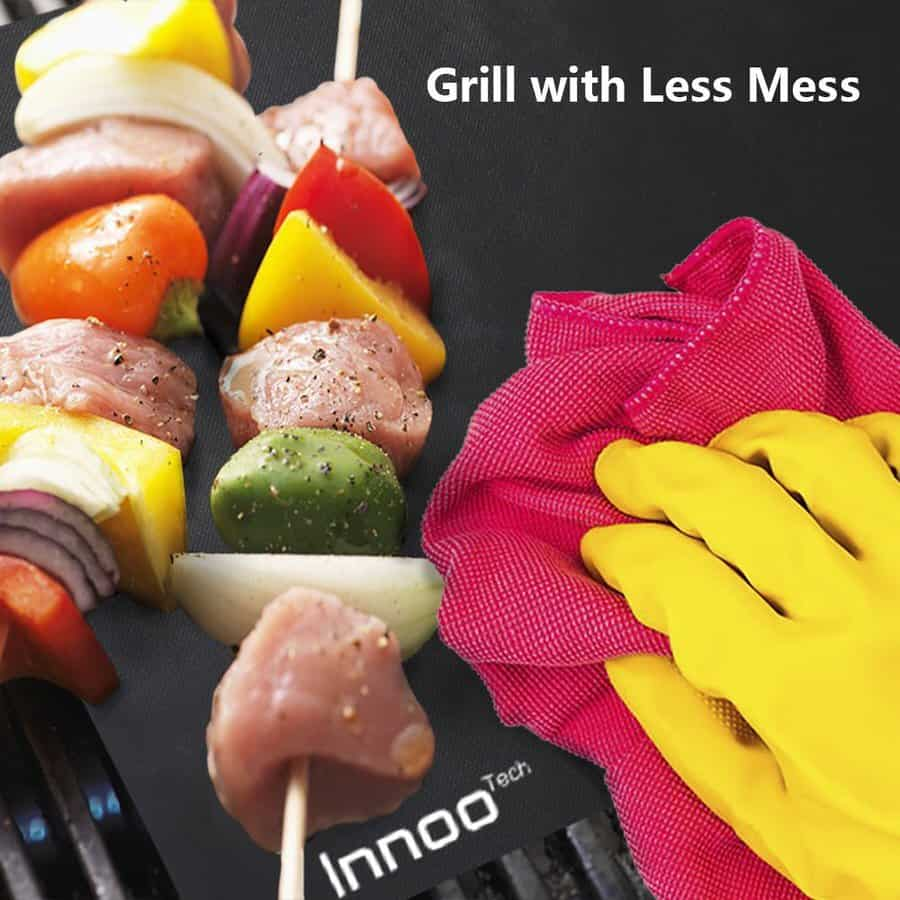 Innoo Tech BBQ Grill Mat Cooking Gadget to Buy
