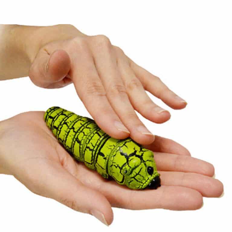Magic Bug RC Caterpillar Fun Toy for Boys
