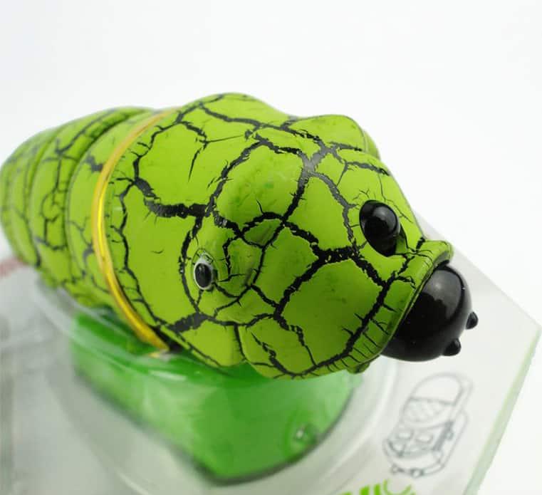 Magic Bug RC Caterpillar Paint Detail