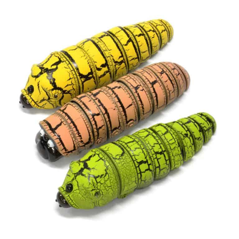 Magic Bug RC Caterpillar Prank Toy