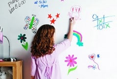 Rust-Oleum Dry Erase Paint Kit Creative Gift to Buy Kids