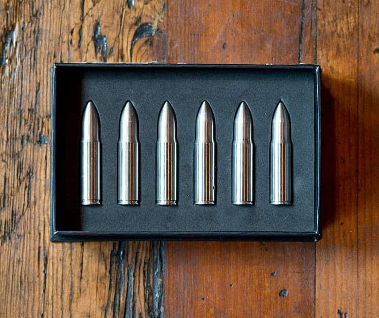Sip Dark Custom Engraved Whiskey Bullet Buy Cool Gift for Boyfriend