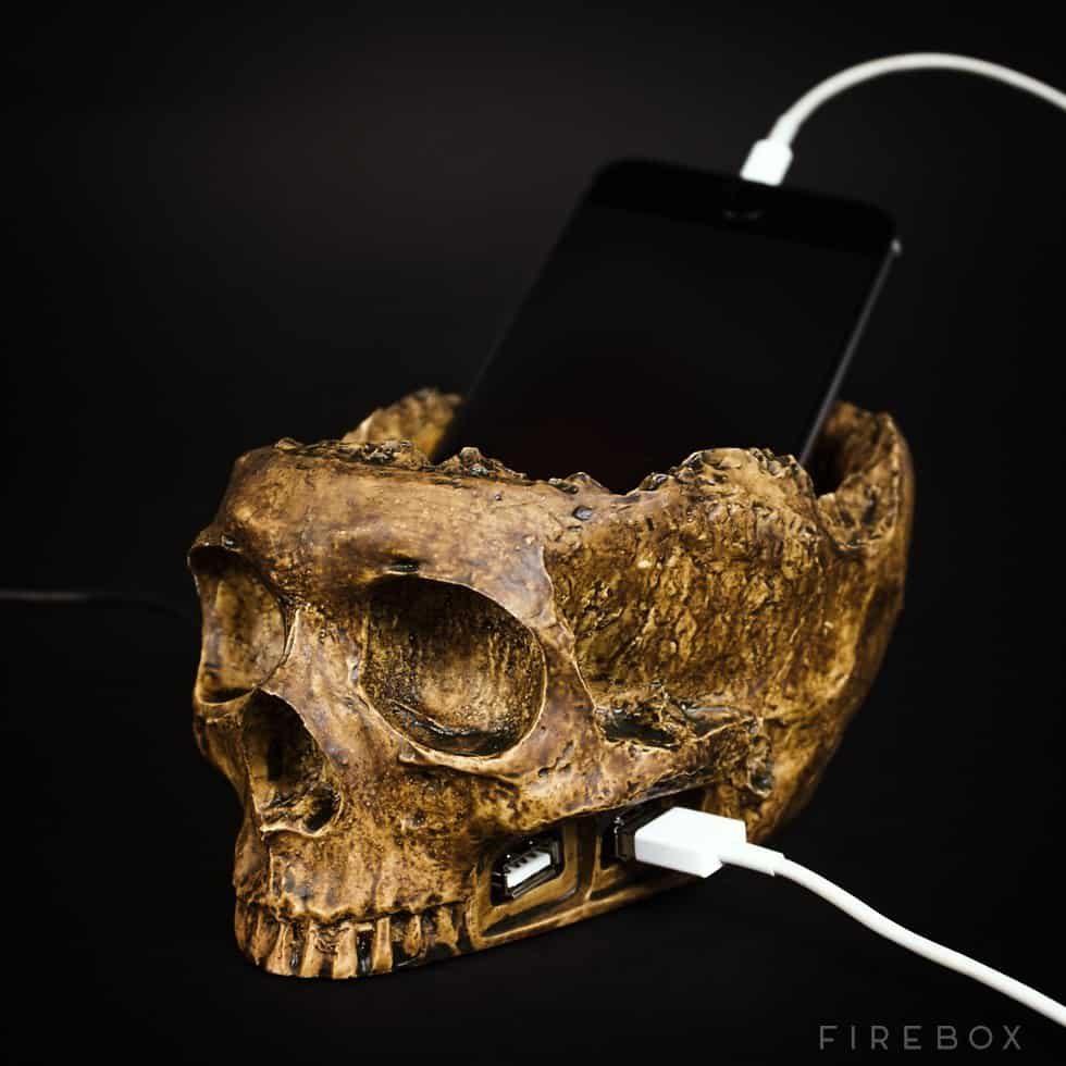 USB Skull Hub Unique Tech Gadget to Buy
