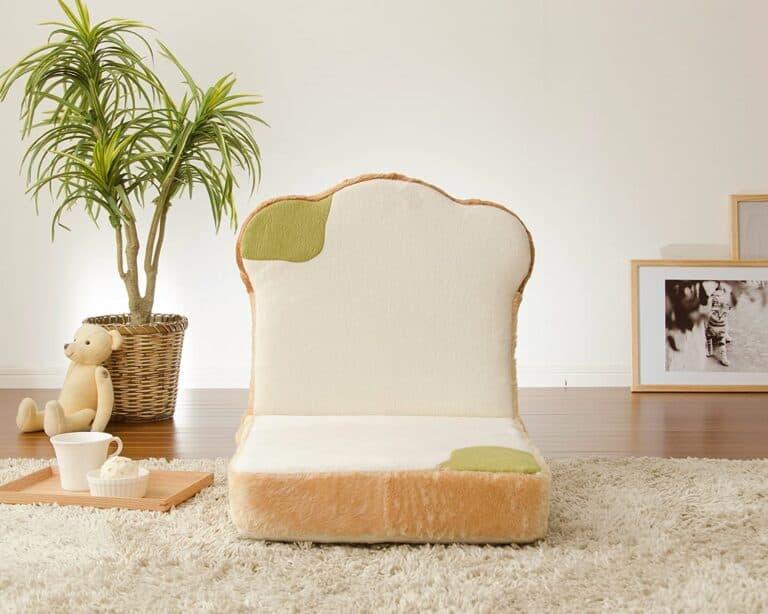 Cellutane Panzaisu Bread Floor Chair With Mold