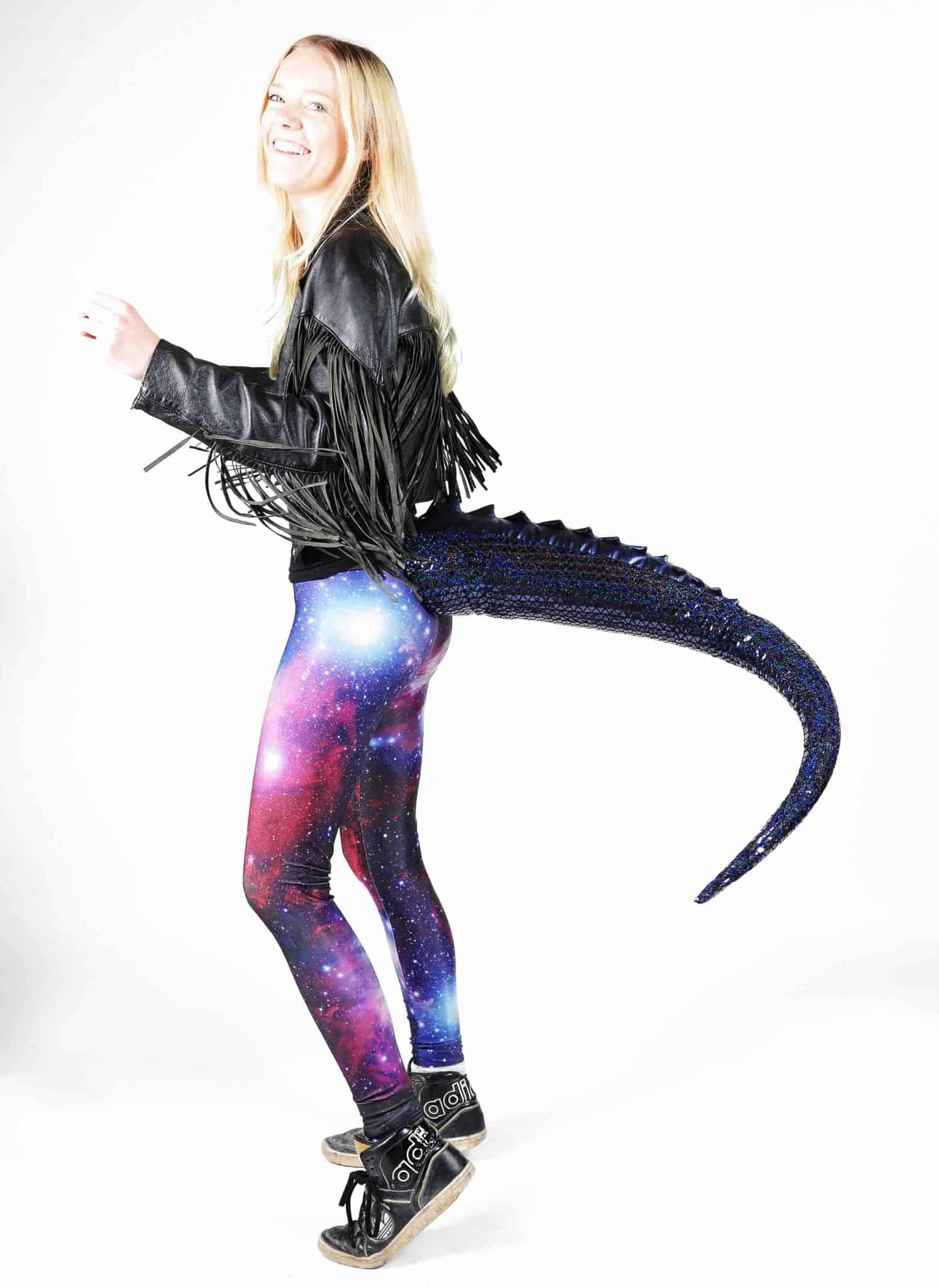 TellTails Wearable Animal Tails Dragon Adult Size