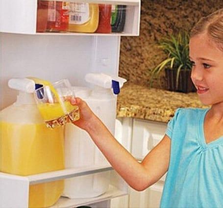 Magic Tap Orange Juice Dispenser
