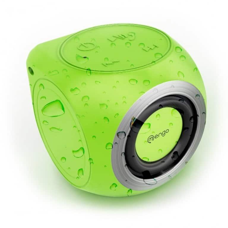 Mengo AquaCube Waterproof Speakers Buy Cool Gift for Kids