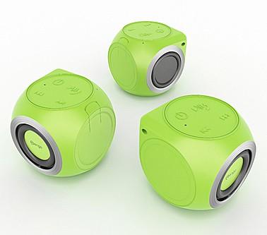 Mengo AquaCube Waterproof Speakers Cool Gadget to Buy