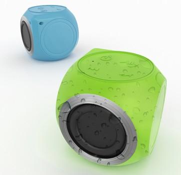 Mengo AquaCube Waterproof Speakers Trendy Gadgets to Buy