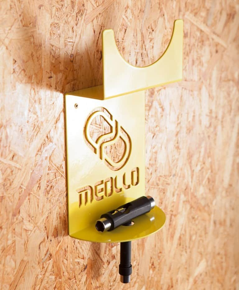 Meollo Skate & Longboard Hanger Buy for Skateboarder