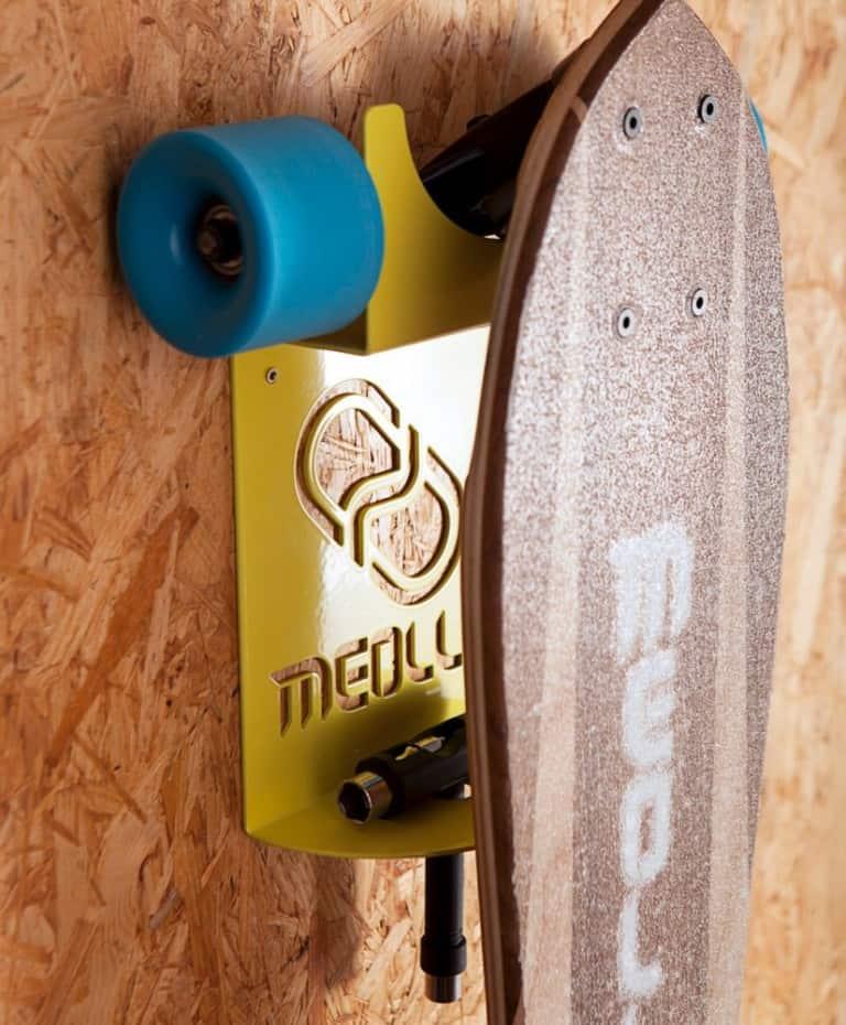 Meollo Skate & Longboard Hanger Unique Gift Idea for Him