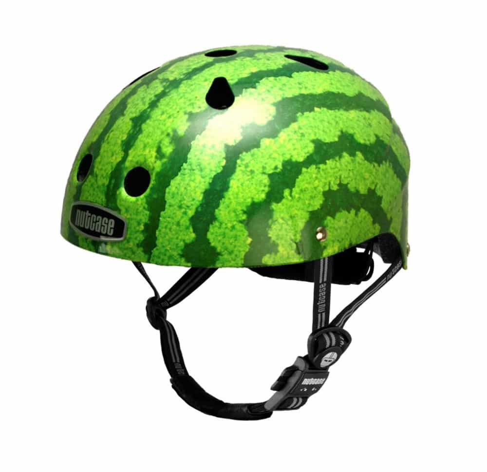 Nutcase Watermelon Helmet Cool Gift for Kids