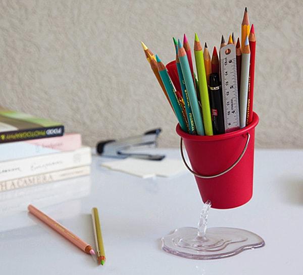 Peleg Design Desk Bucket Funny Gift to Buy