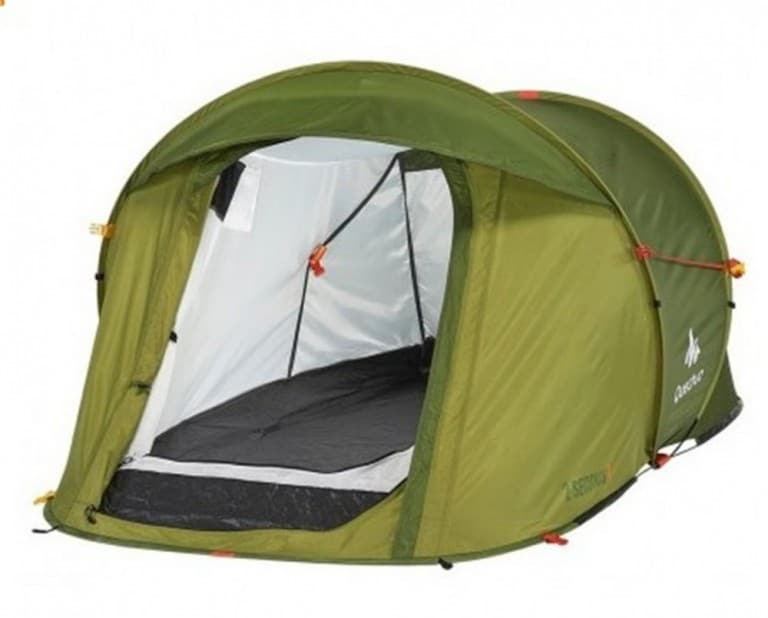 Quechua Decathlon 2 Seconds Pop Up Tent Easy Set Up