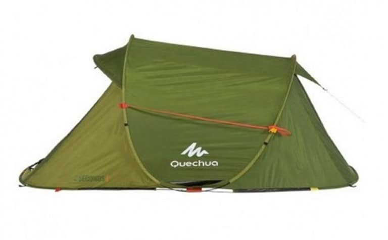 Quechua Decathlon 2 Seconds Pop Up Tent Prepper Gear